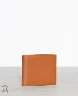 Polo Ralph Lauren BF Wallet Small Lommebøker Tan