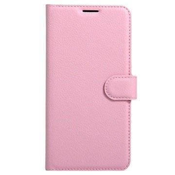 Textured Samsung Galaxy A3 (2017) Pung - Pink