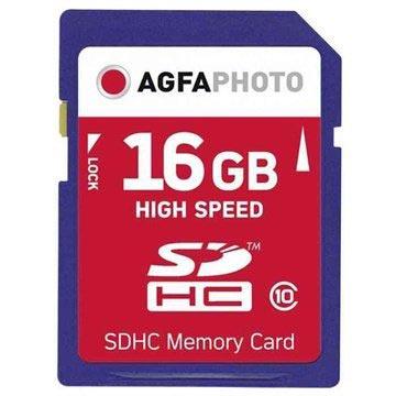 AgfaPhoto High Speed SDHC Card 10426 - 16GB