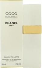Chanel Coco Mademoiselle Eau de Toilette 50ml Spray Påfyllningsbar