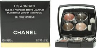 Chanel Les 4 Ombres Eyeshadow Quad 244 Tisse Jazz