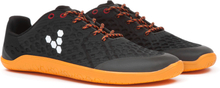 Vivobarefoot M's Stealth 2 Shoes Black/Orange 2018 EU 47 Barfotaskor & Minimalistiska