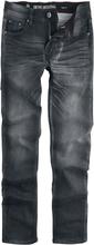 Shine Original - Superflex Jeans Bleak Grey -Jeans - mørkegrå