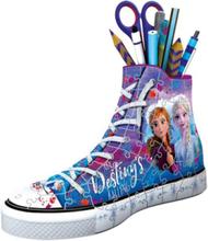 Disney Frozen 2 3D Puzzle Sneaker 3D Palapeli