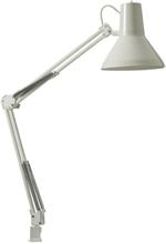 Jensen Arkitektlampa, Vit