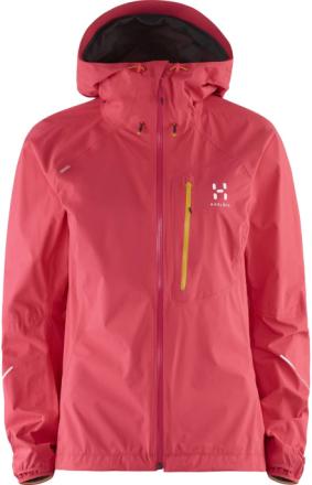 Lim III Jacket Women Punainen XS