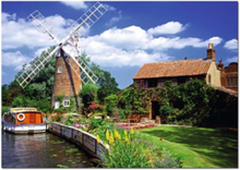 Windmill Country - 1000pcs