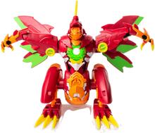 Bakugan Dragonoid Maximus orange och röd