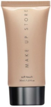 Make Up Store Foundation Soft Touch Cream