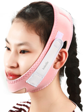Face Slim V-Line Lift Up Cheek Chin Neck Slimming Thin Belt Strap Beauty Delicate Physical Facial Lifting Tool Sculp Bandage