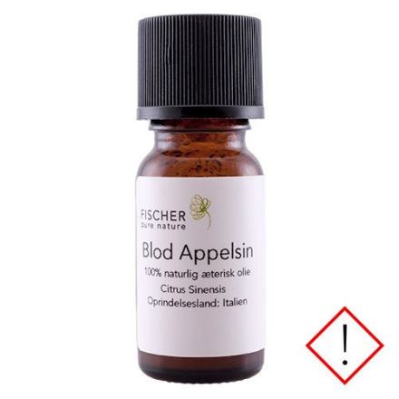 Blodappelsinolie æterisk, 10 ml