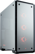Crystal 570X RGB Mirror Black - Chassi - Miditower - Svart