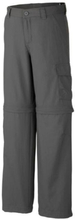 Silver Ridge III Jr Convertible Pant 2017 Dark grey XXS
