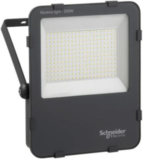 Schneider Electric Mureva LED projektør 200W, 6500K