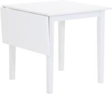 Sander bord med klaff - Vit - 75 / 110 cm