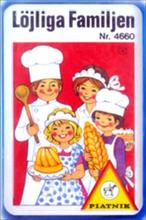 Piatnik - Löjliga Familjen, Familjespel