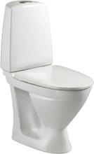 Ifö Sign WC-stol 6862 Vit med Ifö Sign mjuksits vit