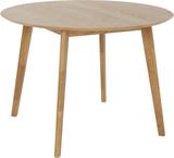 Nordic matbord runt - Ek