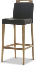 2 st Brenda barstol - Valfri färg på klädsel och stomme!