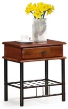Vivian sängbord - antik körsbär