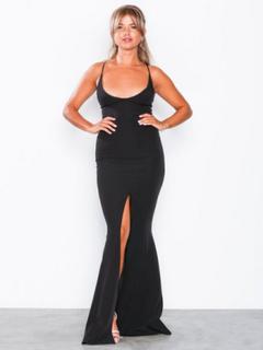 Missguided Cami Fishtail Maxi Dress