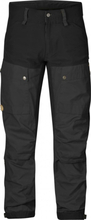 Keb Trousers Regular 2018 Musta/harmaa 58