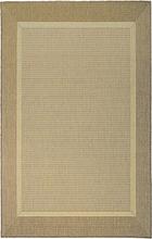 Flatvävd / slätvävd matta - Bodega - Korn - 80x160 cm