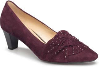 Pumps Shoes Heels Pumps Classic Lilla Gabor