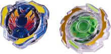Beyblade - Burst Dual Pack - Valtryek & Unicrest (B9492)