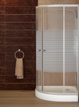 Quadrant duschdörrar - 80x80x198 cm