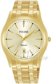 Pulsar PG8316X1 Classic Champagnefärgad/Gulguldtonat stål Ø38 mm