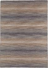 Handvävd matta - Himalaya - Grå - Ull - 170x240 cm