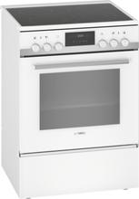 Siemens HK9S5A220U Iq500 Keramisk Komfur - Hvid