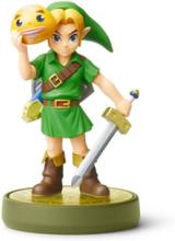 Amiibo Link - Majora's Mask (The Legend of Zelda Collection) - Tillbehör för spelkonsol - Switch