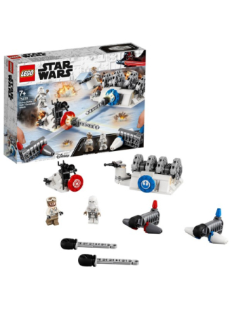 Star Wars 75239 Action Battle – Generatorangreb på Hoth™ - Proshop