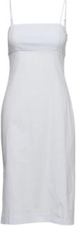 Susa Dress 10839 Knelang Kjole Hvit Samsøe & Samsøe