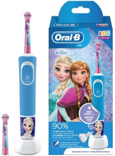 Oral-b d100vitali frozen+2ref