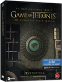 Game of Thrones - Säsong 1 - Steelbook (Blu-ray) (