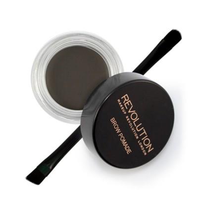 Revolution Makeup Brow Pomade Graphite 2,5 g + 1 stk