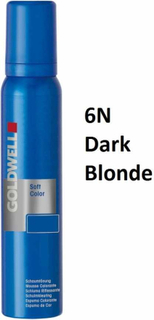 Goldwell Soft Color Foam Tint 6N Dark Blonde 125 ml