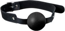 Guilty Pleasure Solid Silicone Ball Gag suukapula pallo