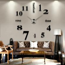 Suuri seinäkello 3D - 120cm