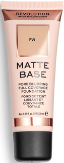 Makeup Revolution Matte Base Foundation F8
