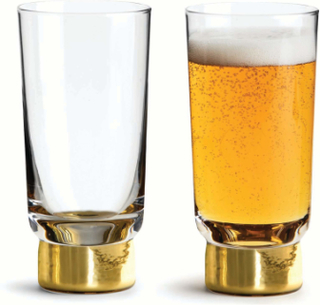 Sagaform Club glass 33 cl, 2-pack
