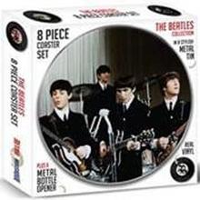 Beatles: Coaster set 8 delar