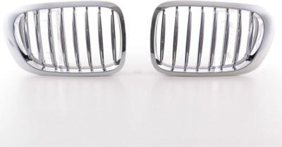 Grillar/Njurar Krom BMW 3-Serien E46 Coupe/Cabriol