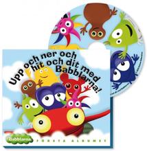 BABBLARNA Första Albumet, CD