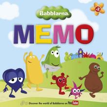 BABBLARNA Memo / Memory