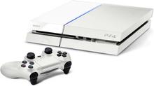PlayStation 4 500GB Hvid