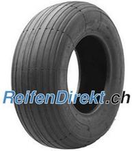 Veloce V-5501 ( 2.50 -4 4PR TT NHS, SET - Reifen mit Schlauch, schwarz )